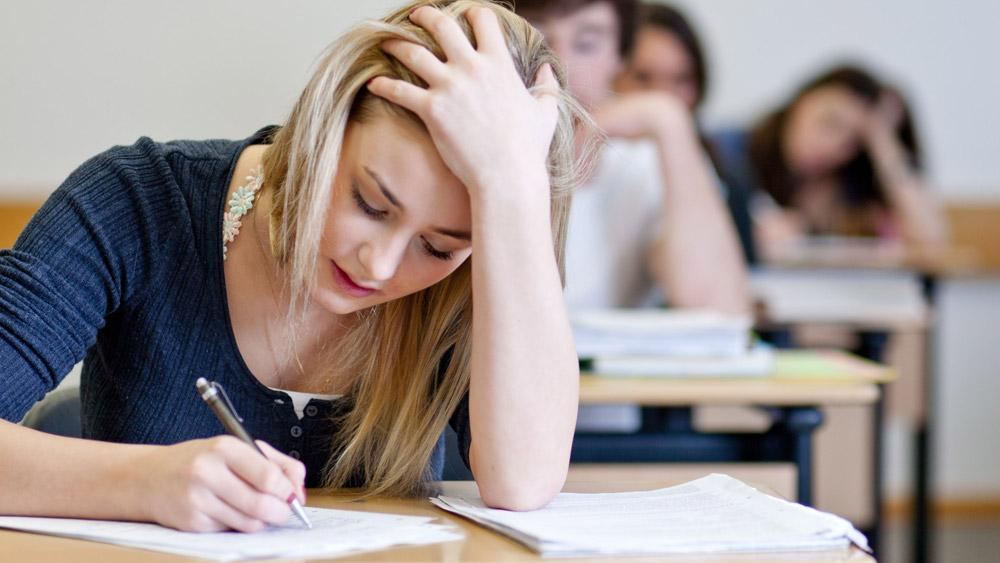Nervosismo na hora da prova: como evitar?