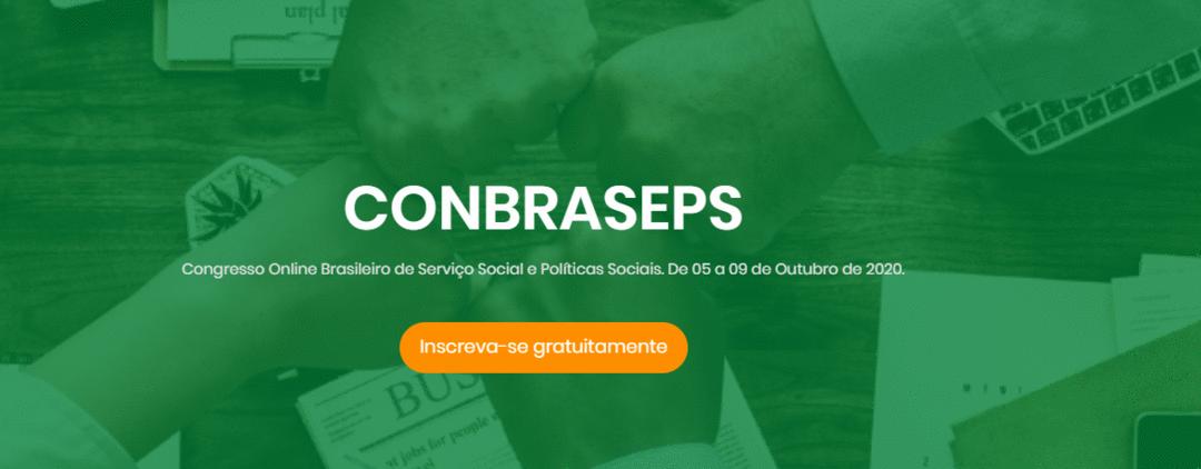 Congresso Online Brasileiro de Serviço Social e Políticas Sociais
