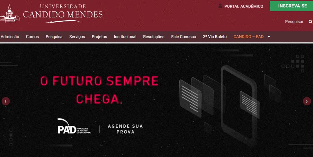 Vem pra Candido Mendes