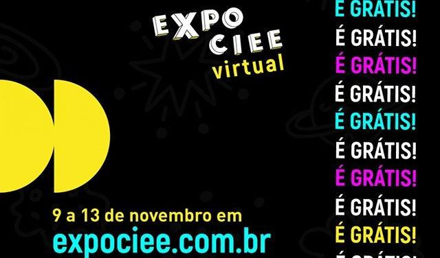 CIEE promove a EXPO CIEE VIRTUAL