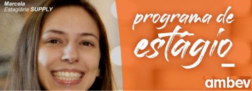 Programa de estágio - AMBEV 2021
